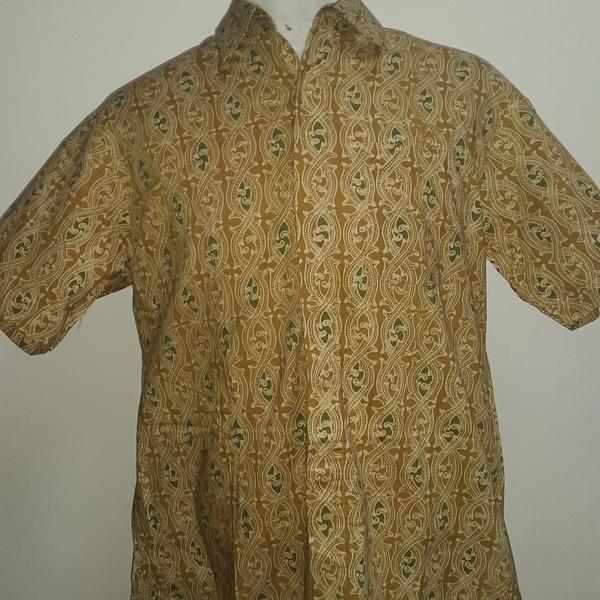 Kemeja Katun Batik Minang Inaaya
