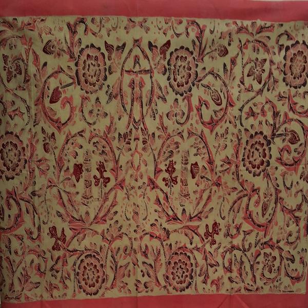 Lukisan Dinding Batik Tulis Minang Inaaya