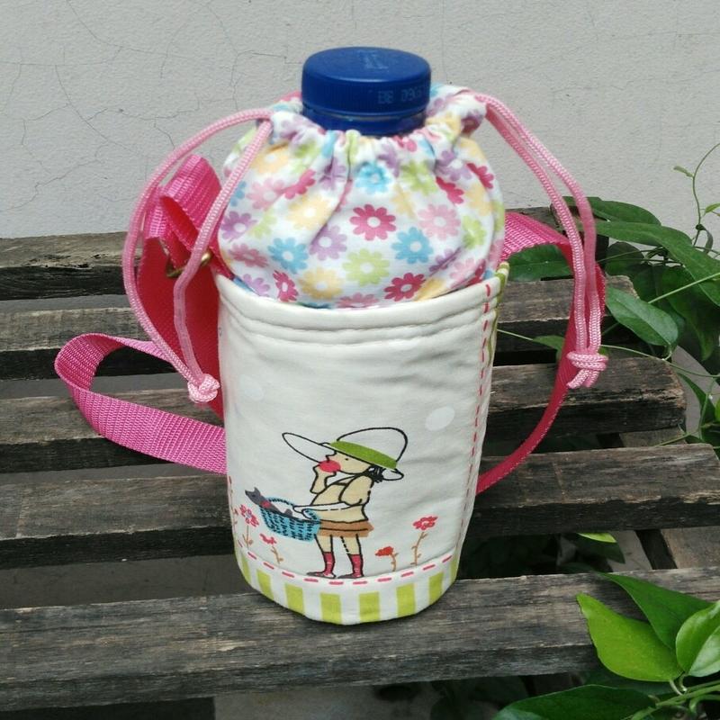 Tas Botol Air Mineral 600 ml Rien's Handmade