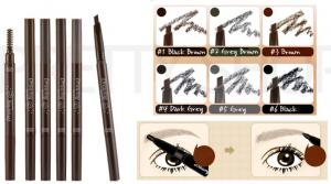 EYEBROW DRAWING ETUDE HOUSE WITH BRUNCH 2IN1