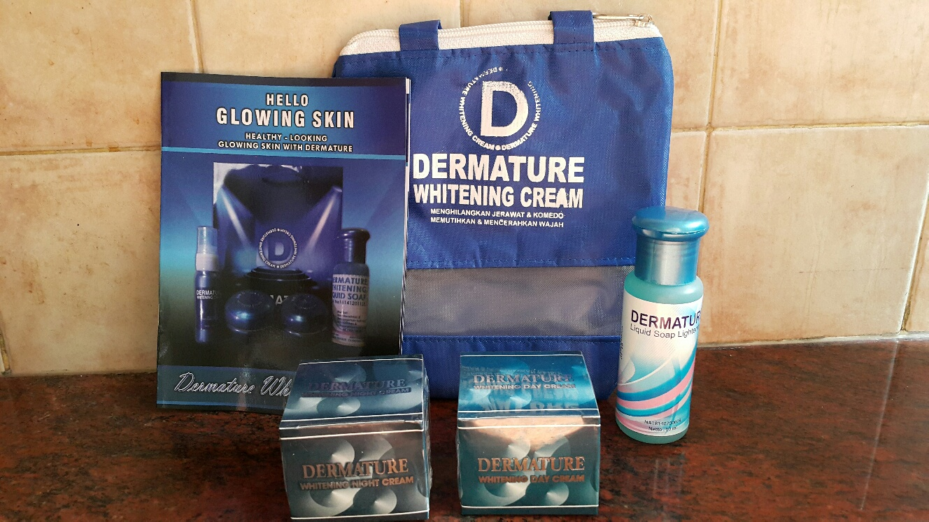 Cream Dermature Whitening Skincare