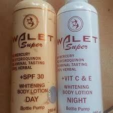 Lotion Wallet pagi malam termuraah