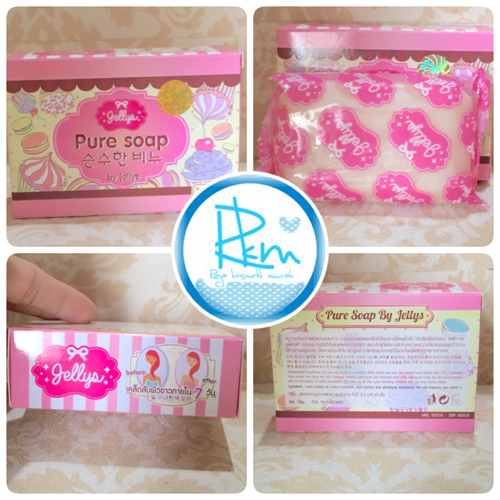 PURE SOAP JELLYS THAILAND